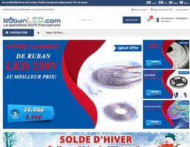 #49 для 4 Products Banners for our French Led strip ecommerce website от Akheruzzaman2222
