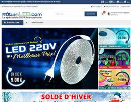 #32 для 4 Products Banners for our French Led strip ecommerce website от dreamdesigner123