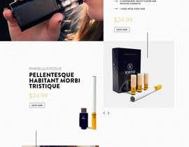 Nro 10 kilpailuun Full home page design käyttäjältä iTechnoweb