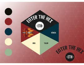 "#13 para Create a logo for an online series called ""Enter the Hex"" por alyquartz"