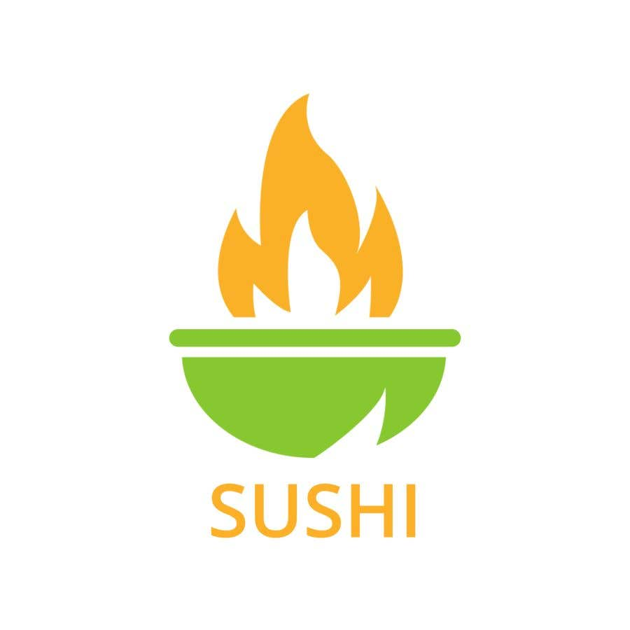 Konkurrenceindlæg #13 for Design a eCommerce logo for a Sushi store!