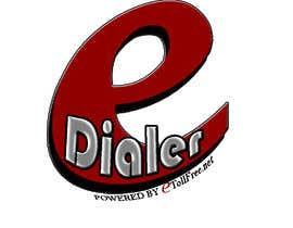 Nro 94 kilpailuun Create Logo For eDialer käyttäjältä relja1983