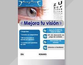 #7 para Flyer o infografía informativa de un servicio óptico de chelis1509