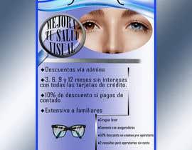 #13 para Flyer o infografía informativa de un servicio óptico de Jeilem