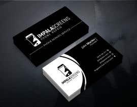 #310 untuk Business Card Design oleh smartpixel24