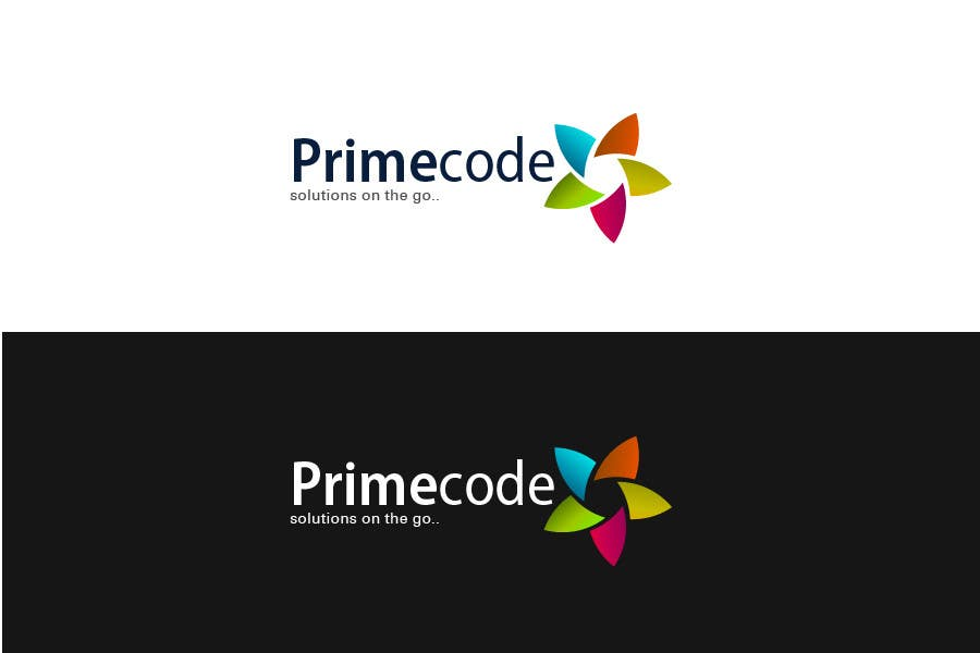 Inscrição nº                                         14                                      do Concurso para                                         Logo Design for technology company 'Primecode' with tag line