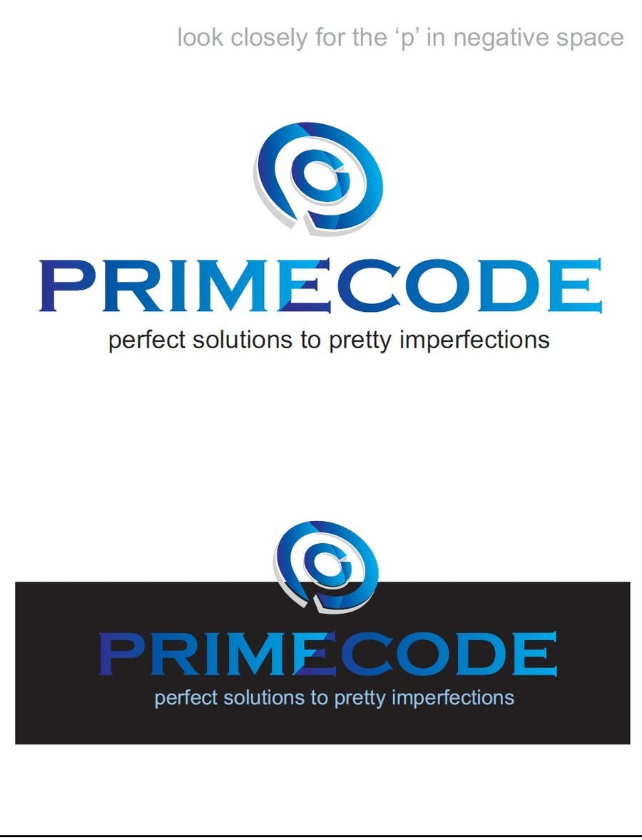 Inscrição nº 62 do Concurso para Logo Design for technology company 'Primecode' with tag line