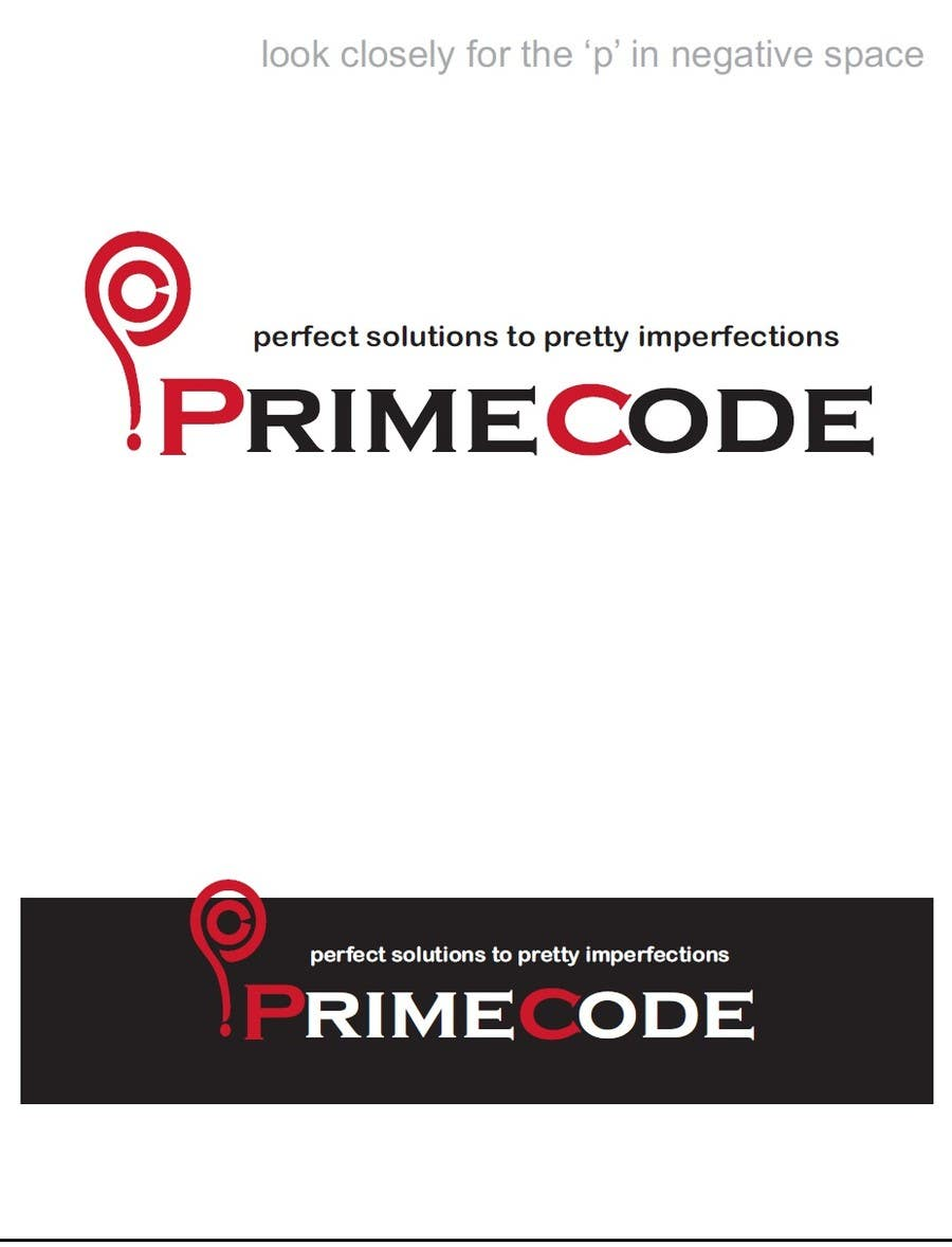 #75 for Logo Design for technology company 'Primecode' with tag line by TheAVashe
