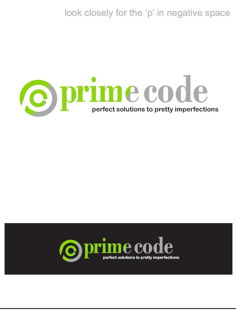 #90 for Logo Design for technology company 'Primecode' with tag line by TheAVashe