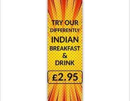 Nro 10 kilpailuun Simple Banner for Printing käyttäjältä usman661149