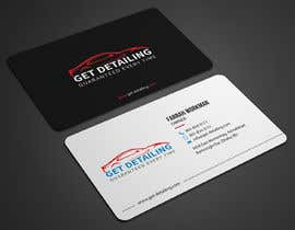 #25 для logo and business card for get detailing от aminul1988