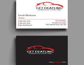 #33 для logo and business card for get detailing от Alimkhan2