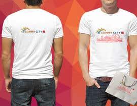 Nro 63 kilpailuun Company T-Shirt and Gift bag design 企业文化衫设计和礼品袋设计 käyttäjältä zaman0212