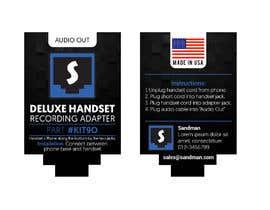 #10 pentru Product Label Design de către Onlynisme