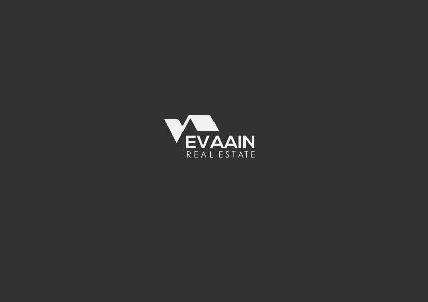 Penyertaan Peraduan #14 untuk I am looking for a sleek and modern logo for my real estate business. The name is Eva Ain Real Estate and my initials are EA.  You can use a house or not, I am okay with either. I am looking for silver/black or silver/black/red. Thank you!