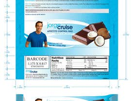 #113 untuk I need you to design the wrapper for our Appetite Control Bar oleh noelia04