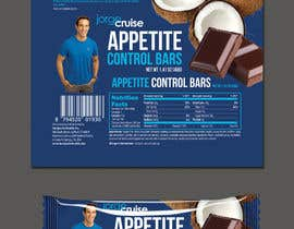 #71 untuk I need you to design the wrapper for our Appetite Control Bar oleh xsodia