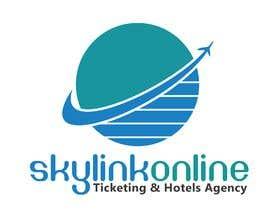 #877 for Skylink Online Logo Competition by Stephenrajs