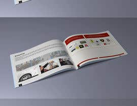Nro 12 kilpailuun Company profile design käyttäjältä DesignBoy1