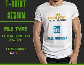 #127 for Design a custom t-shirt stamp af FARUKTRB