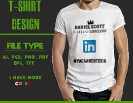 #128 for Design a custom t-shirt stamp af FARUKTRB