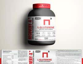 #56 for Design Supplement Label - Product Label - 5 Products by graphicshape