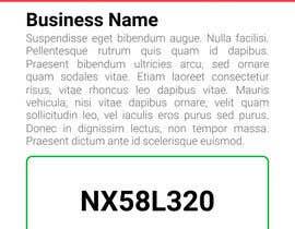 Nro 44 kilpailuun Design HTML/CSS Mobile landing page and Coupon Page käyttäjältä csanadn