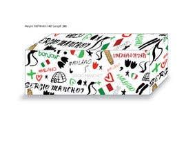 Nro 3 kilpailuun Creat shoe box design käyttäjältä eling88