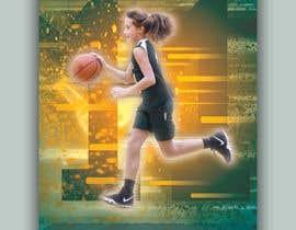 #104 para Sports Basketball Poster por alamin495