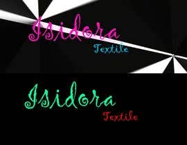 #290 for New Logo for Isidora by IFRANULLAH