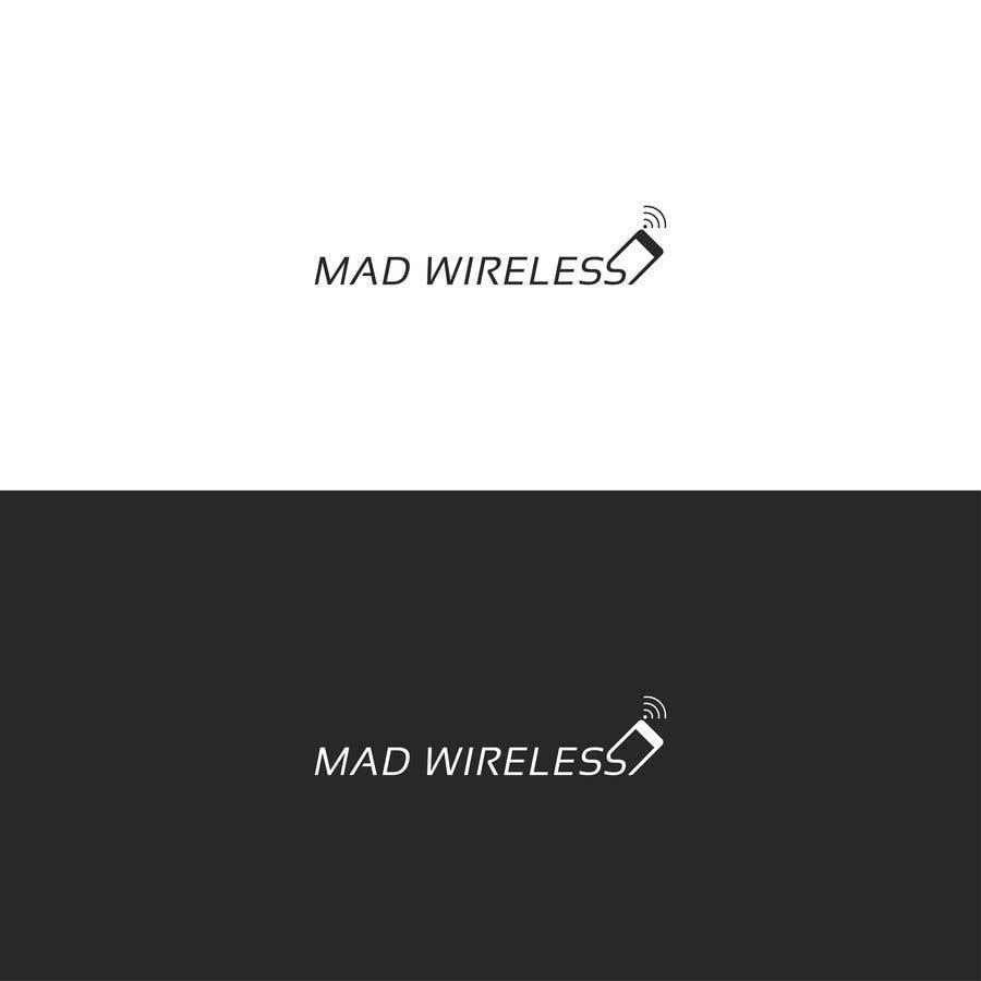 Konkurrenceindlæg #119 for Logo Design for Mad Wireless