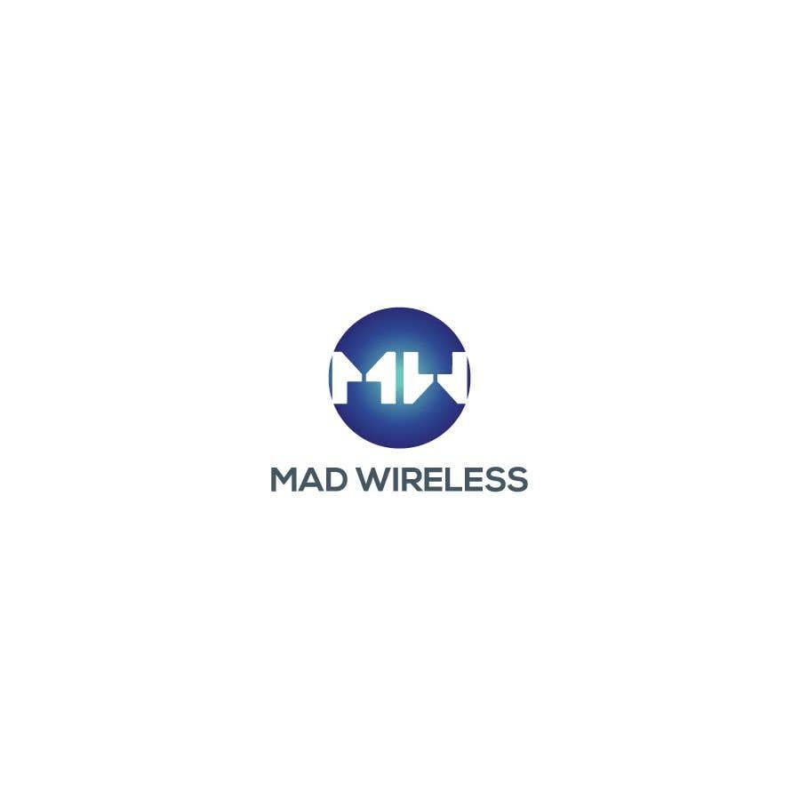 Konkurrenceindlæg #193 for Logo Design for Mad Wireless