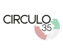 #58 untuk Diseñar un logotipo for Circulo 35 oleh vialin