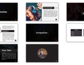 nurallam121 tarafından Create a Powerpoint Template/master based on our brand identity için no 16