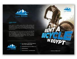 #18 for Brochure for bicycling in Luxor/Egypt by pardessiaakash