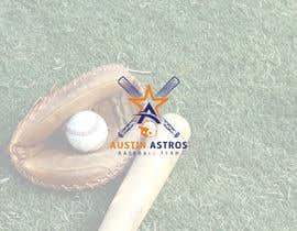 #25 for Design Logo For Baseball Team af SamehEidAhmed