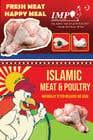 Graphic Design Kilpailutyö #17 kilpailuun Create a poster advertising chicken meat