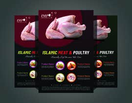 #24 untuk Create a poster advertising chicken meat oleh blphotoeditor