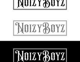 #14 untuk I need a band logo designed for a cover band that plays retro rock/ pop. Thinking neon or 80s style. Band name is                      NoizyBoyz.                                                     Show me what you've got oleh salesdavid90