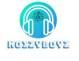 #2 untuk I need a band logo designed for a cover band that plays retro rock/ pop. Thinking neon or 80s style. Band name is                      NoizyBoyz.                                                     Show me what you've got oleh eyzahaini