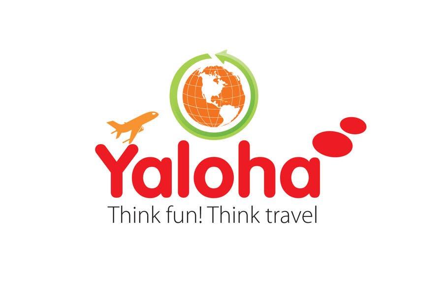 Contest Entry #19 for Logo Design needed for Yaloha.com new online travel hub!