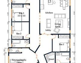 #22 for House redesign (floor plan & basic exterior sketches only) af TMKennedy