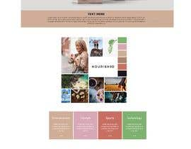 #145 для New Brand: Logo and colour pallet design mood boards & ideas от christopher9800