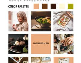 #136 для New Brand: Logo and colour pallet design mood boards & ideas от missazaliha