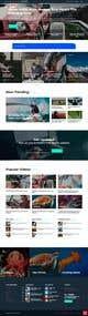 Imej kecil Penyertaan Peraduan #13 untuk Design landing page for the memberzone of a subscription only video website