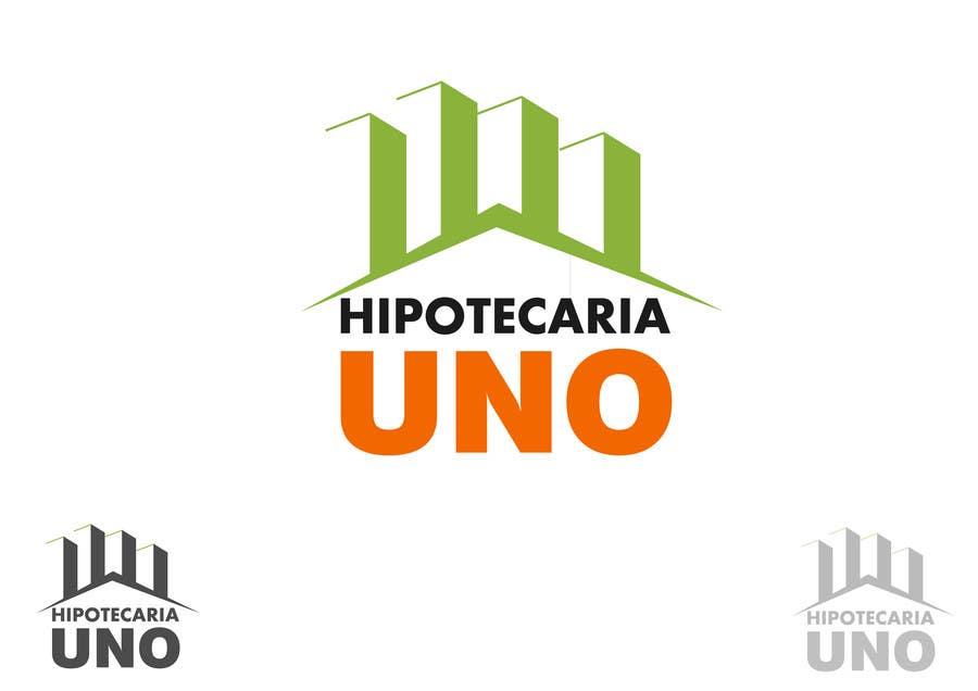 Penyertaan Peraduan #                                        33                                      untuk                                         Logo Design for Hipotecaria Uno