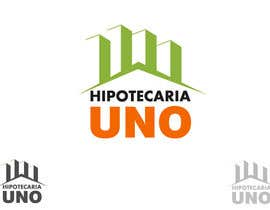 #33 cho Logo Design for Hipotecaria Uno bởi hirusanth