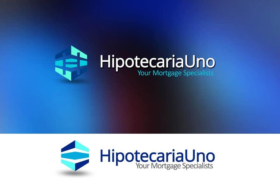 Inscrição nº 42 do Concurso para Logo Design for Hipotecaria Uno