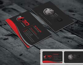 #115 untuk Need a professional and eye-catching business card oleh shahnazakter