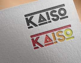#28 untuk Visual Brand and Logo - kaiso oleh Akinfusions